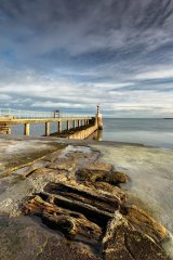 HC Amble Pier - Graeme Pattison