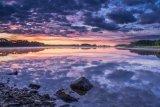 HC Colt Crag sunrise - Gavin Wallace