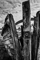 HC Lindisfarne thro the bow - Dennis Hall