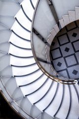 HC Spiralling down - Valerie Atkinson