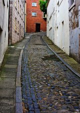 Narrow way