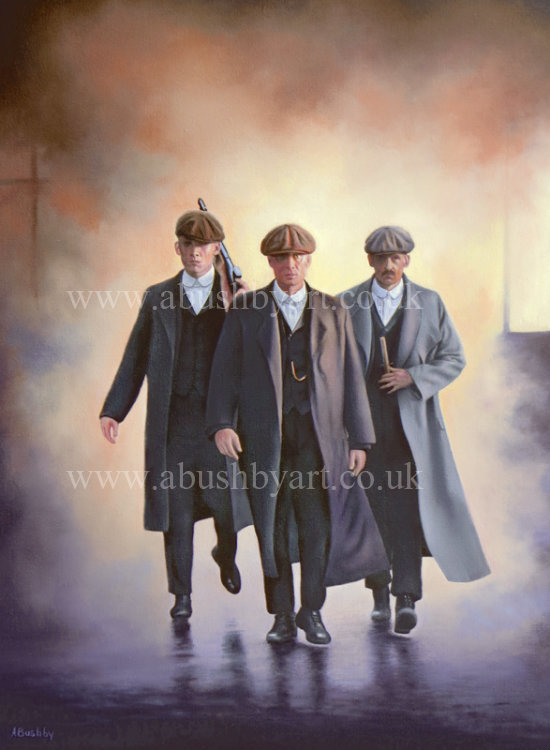 The Shelby Brothers  Peaky Blinders