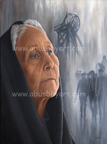 The Miners Widow