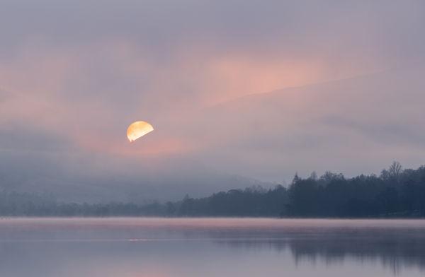 Dhanakosa Sunrise