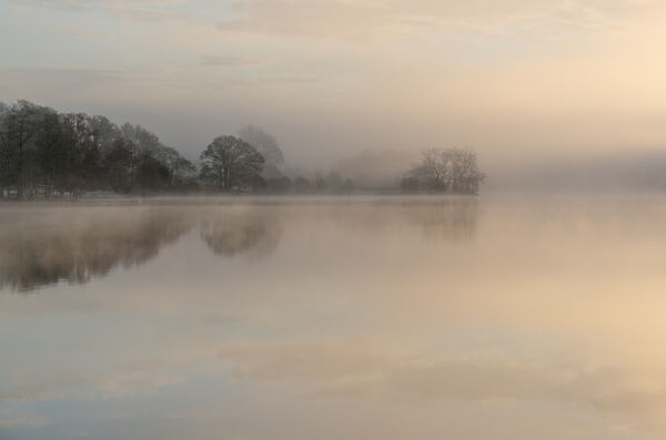 Morning Tranquillity, Loch Achray