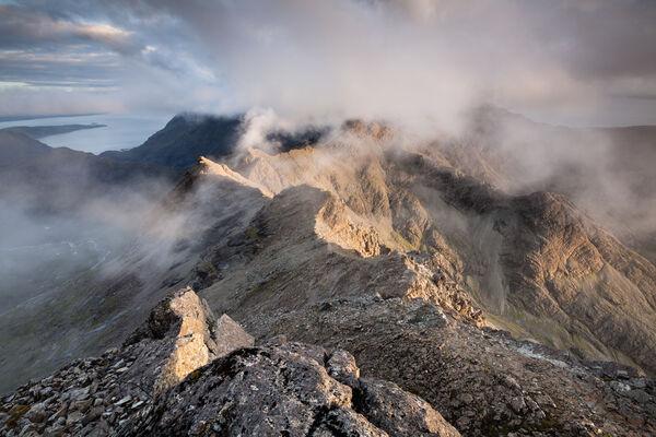 The Cuillin Ridge