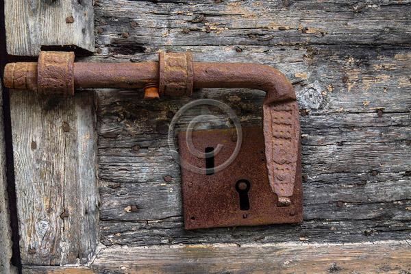 18, THE PRISON DOOR by Belinda Wilson