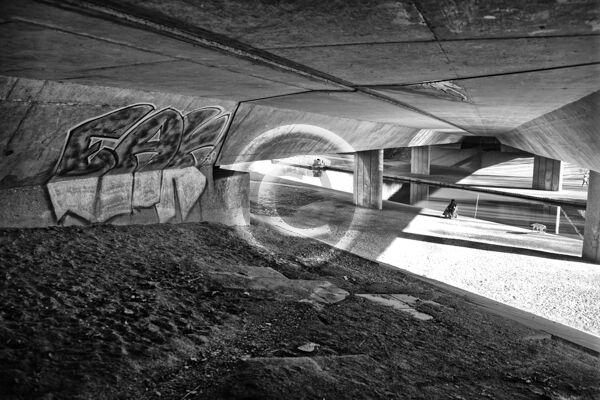 18 UNDER THE BRIDGE by Ben Peet
