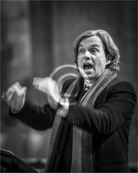 19 CONDUCTOR by Clive Larrett