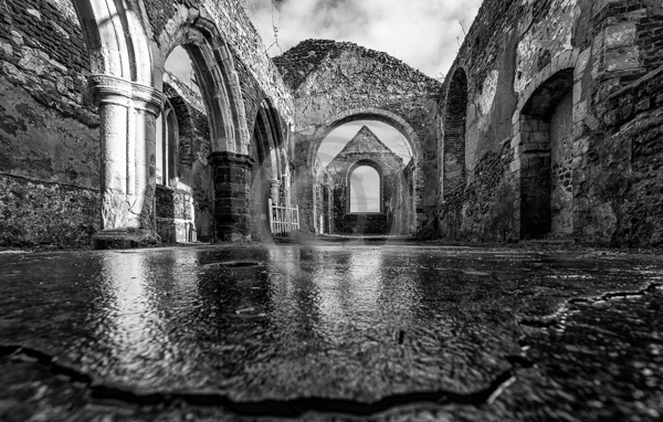 19 WAS ONCE A CHURCH by Angela Dunn