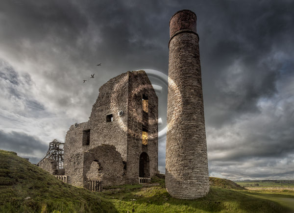 20 THE OLD LEAD MINE by Roger Green