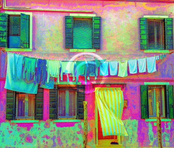 20 WASH DAY BLUES ( AND PINKS) by Paul Jones