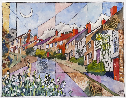Gold Hill, Shaftesbury.