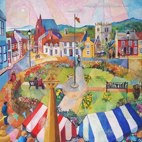 St.Davids Market Place
