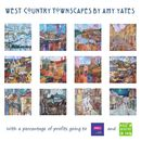West-Country Townscapes 2020 Calendar Back Cover