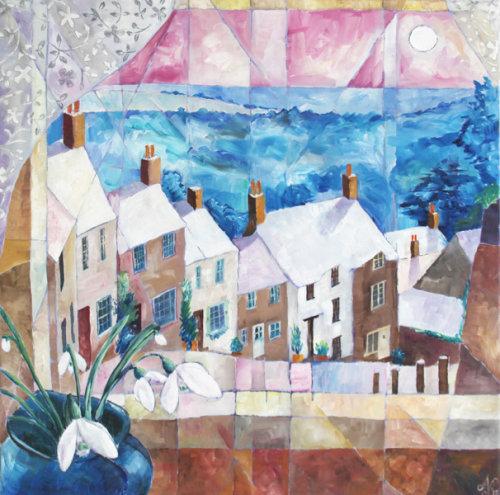 Shaftesbury Snowdrops