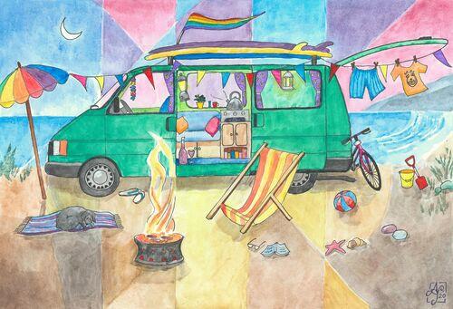 'Van-life'
