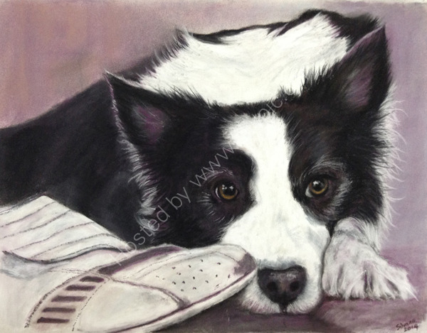 Final Pastel Painting