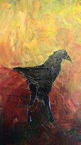 crow print (a)