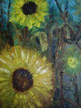sunflowers print (a)