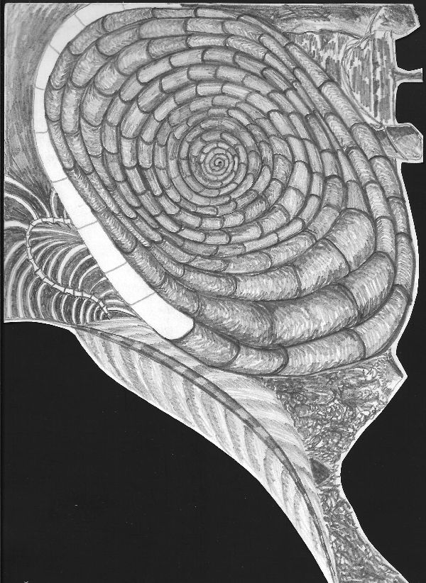 unfinished spiral
