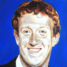 The Face of Facebook