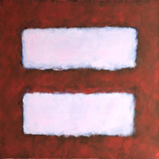 Equal Rights (Homage to Rothko)