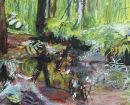 Bog in summer