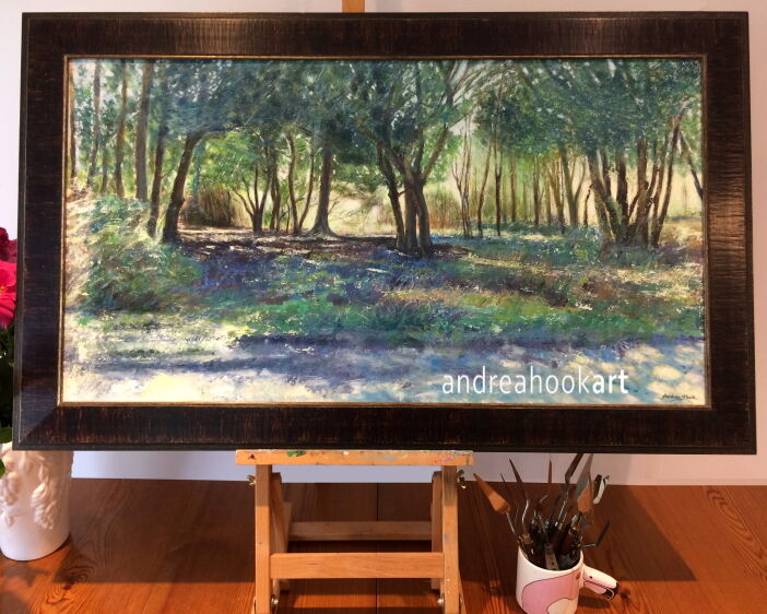 Enchanted Forest (Framed)