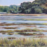 Doughty's Island, Poole Harbour: £85