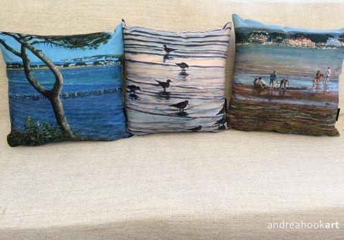 Poole Harbour, Coastal Cushions