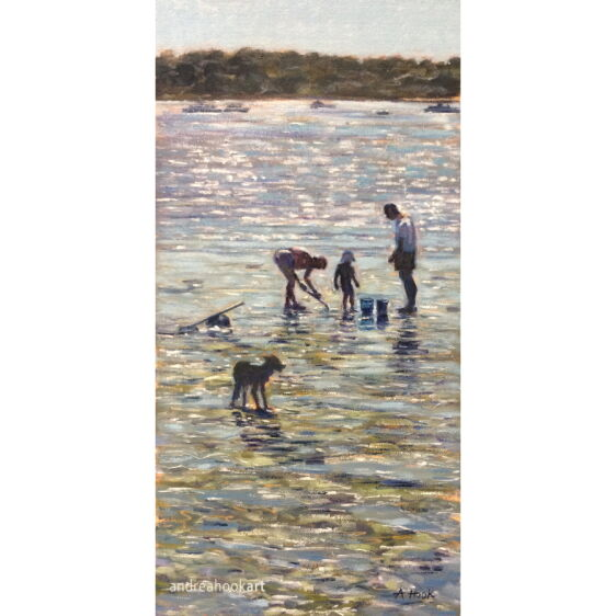 Sparkly Sea: Sold
