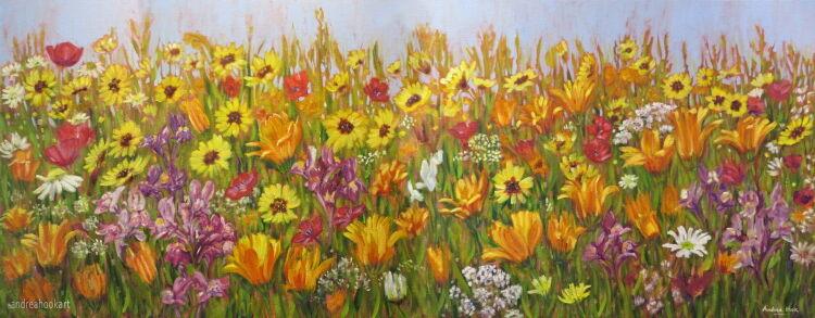 Summer Floral: Sold