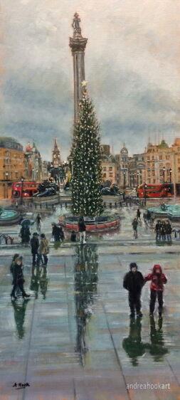 Sunny Intervals, Trafalgar Square