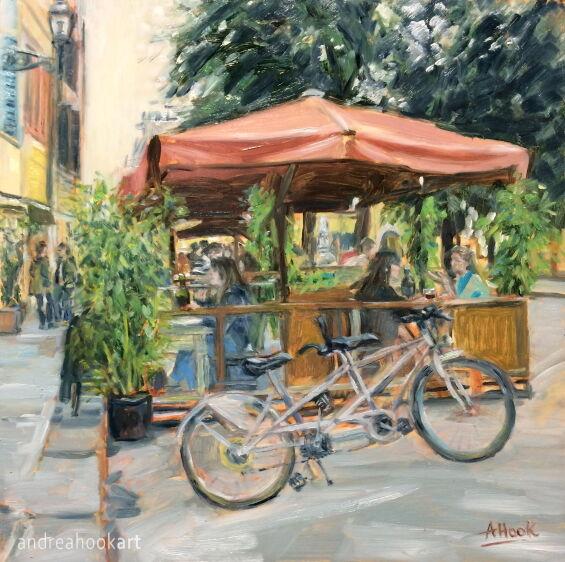 Tandem - Piazza Santo Spirito: Sold