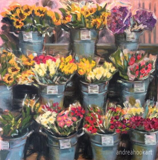 The Flower Stall: NFS