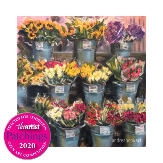 The Flower Stall (selected for TALP 2020 exhibition)