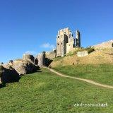 Stationery Stockist: Corfe Castle National Trust, Dorset
