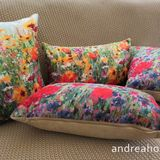 Cushions in relaxed mode!