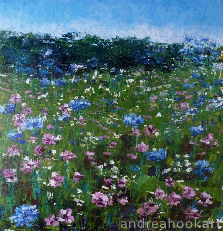 Wild Flower Meadow Two