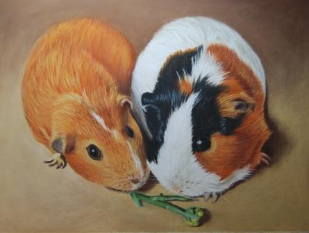Bubble and Squeak - SOLD