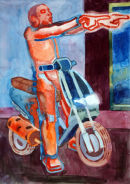 Scooter Thief, 2008