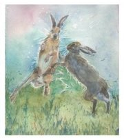Bad Hare Day by Heather Read