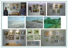 Watercolour Club Exhibition - 24th June - 8th July 2018