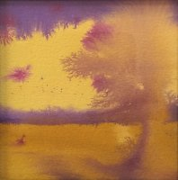 Purple Tree by Pam Chave