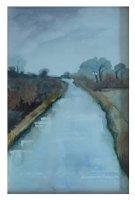 Upstream by Hermione Ward