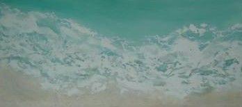 Wave - Watercolour