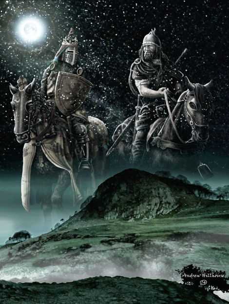 Ghosts of Loudoun Hill - Robert the Bruce, William Wallace