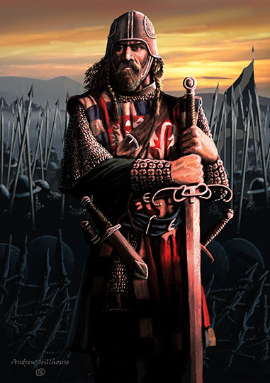 I Have Brought You to the Ring - William Wallace at Falkirk