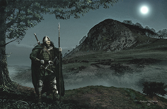 Preparations at Loudoun Hill - William Wallace